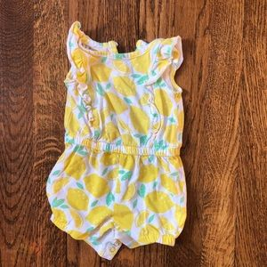 """Carters """"Just one You"""" romper"""